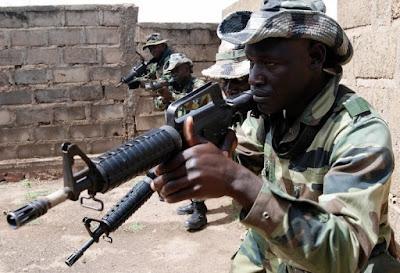 Politics of war in Nigeria