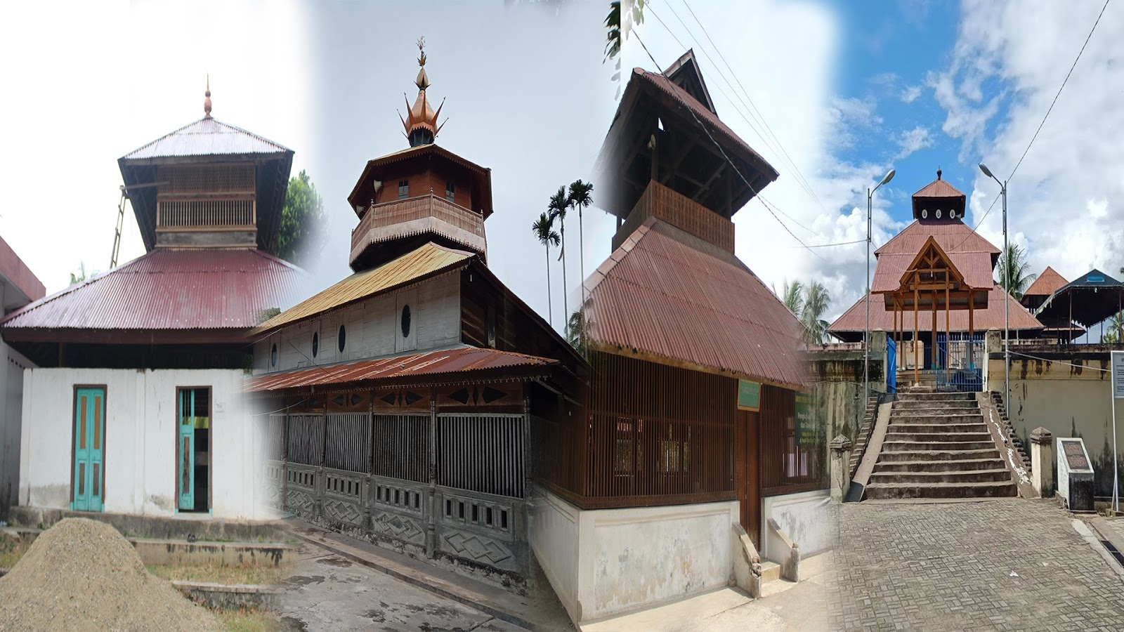 Punya Nilai Sejarah, Ini 4 Masjid Tuha yang Ada di Provinsi Aceh