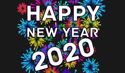 firework NYE 2020
