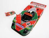 AUTOart 1991 Le Mans Winner Mazda 787b signature edition