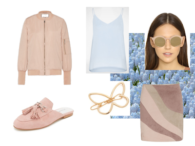 Casual meets girly