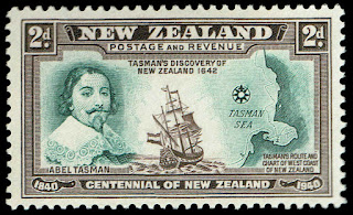 Abel Tasman, Dutch merchant and explorer New Zealand