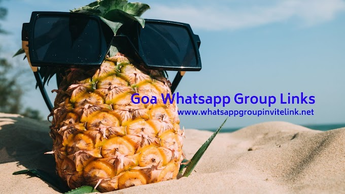 Goa Whatsapp Group Links