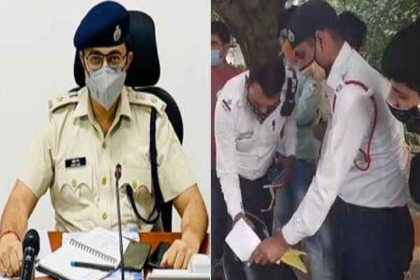 report-faridabad-police-total-challan-covid-19