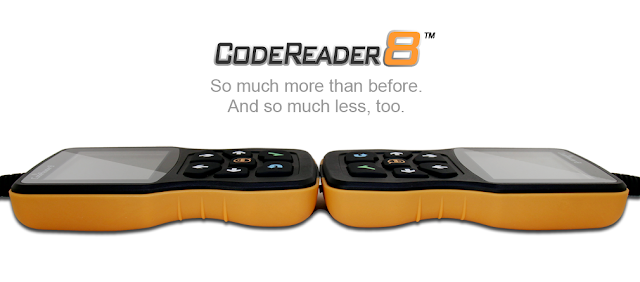 Code Reader8 display -1