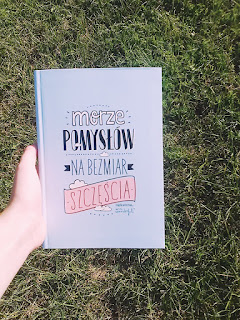 """Idelana książka na powrót do szkoły - """"Morze pomysłów na bezmiar szczęścia"""" Mr. Wonderful"""