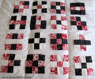 How to Make a Square Quilt with only SQUARE'S