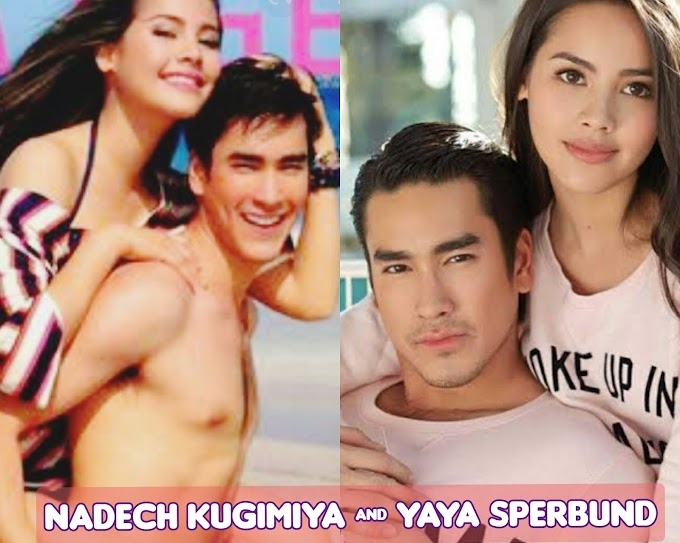Here's Why Nadech and Yaya Are Our Ultimate Celebrity Couple Goals