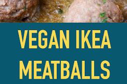 Vegan Ikea Meatballs