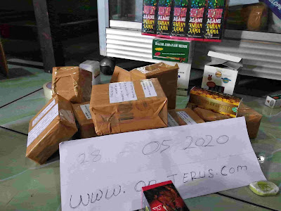 Paket Order Tanggal 25 Mei Hingga 31 Mei 2020 Obat Kuat Banyak Yang Beli