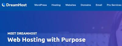 DreamHost WordPress Hosting 2021