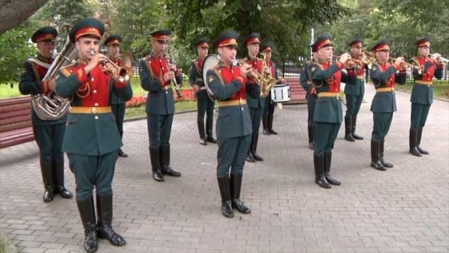 Rusia conmemora aniversario de su participación en I Guerra Mundial