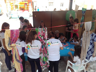 ACTIVITATS i TALLERS INFANTILS per CONMEMORAR el 9 d´Octubre