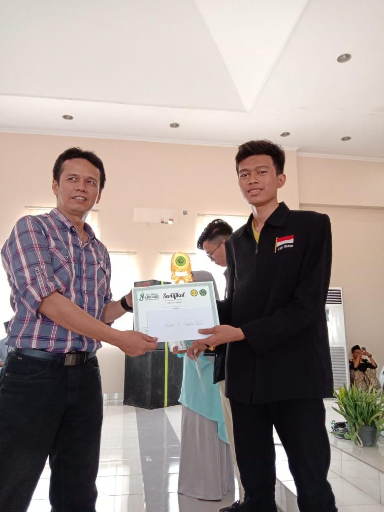 seminar nasional - ilmu hadis iain cirebon