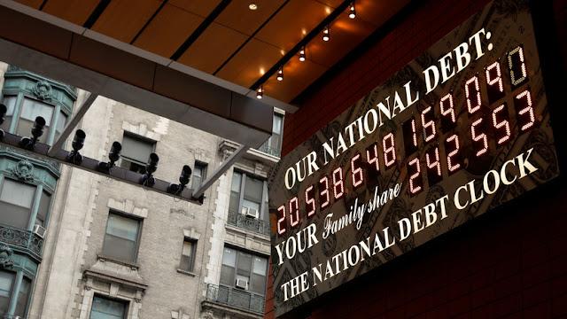 La agobiante deuda de EE.UU.: pronostican que rozará el 150% del PIB hacia el 2050