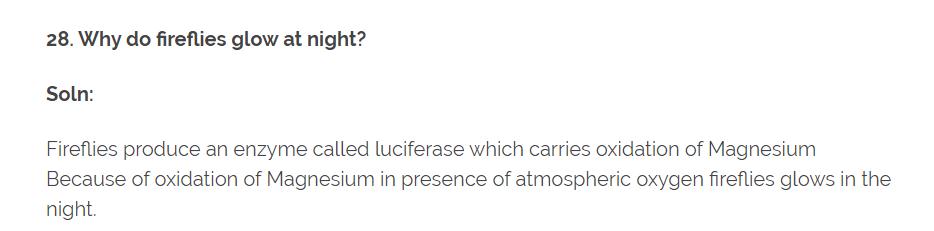 CH-1 Class 10th NCERT Exemplar Question Answer classXscience Q28.