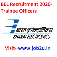 BEL Recruitment,Trainee Officers