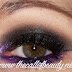Make Up Tutorial: Purple Glam