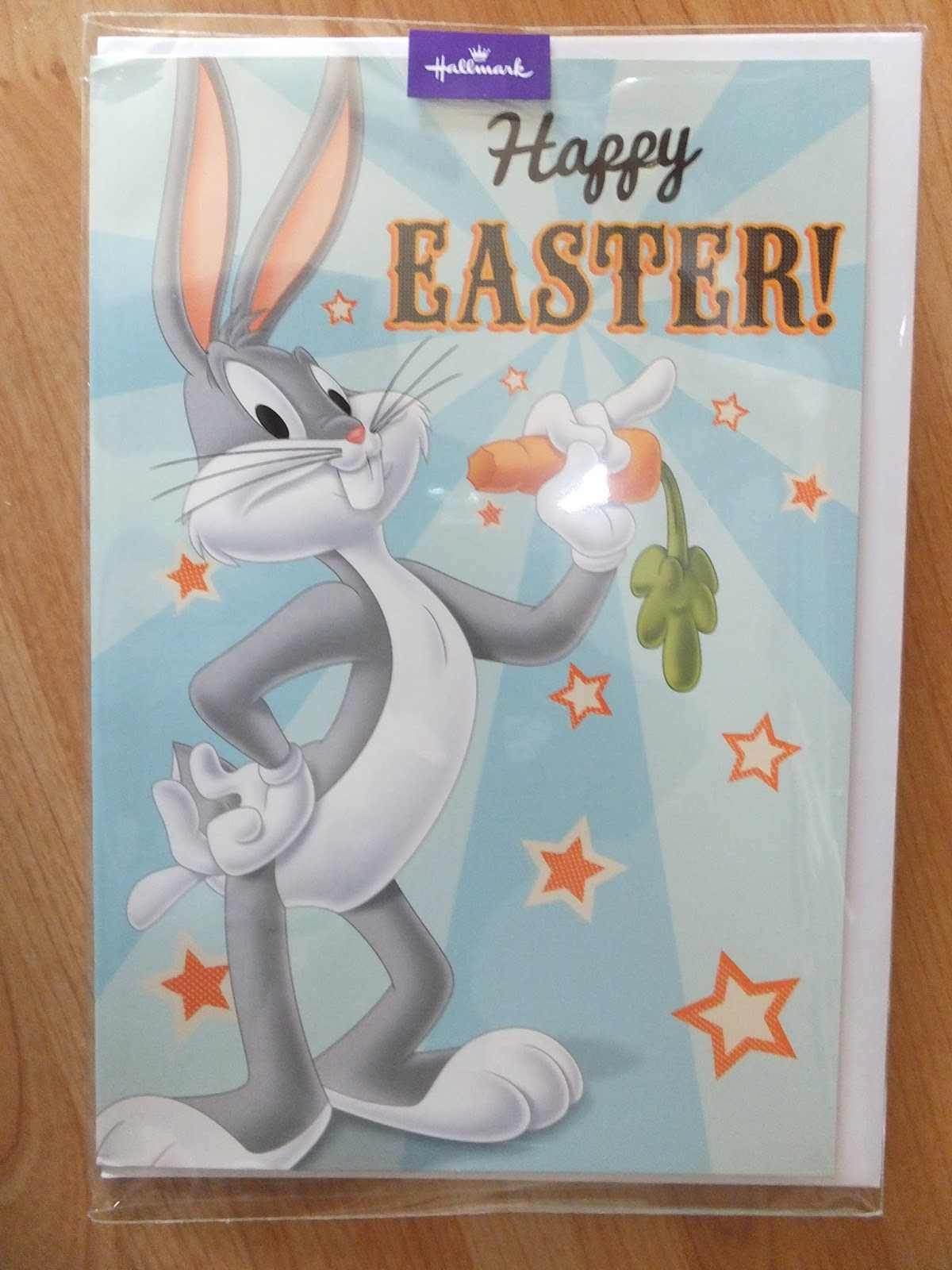Easter gift guide 2017 accompany your easter wishes or gifts with this cute bugs bunny easter card rrp 150 from a range at morrisons negle Choice Image