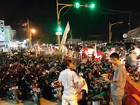 Penas KTNA 2017 Aceh : Suasana Pergi Di Malam Hari
