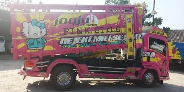 Modifikasi truck lover  wonogiri