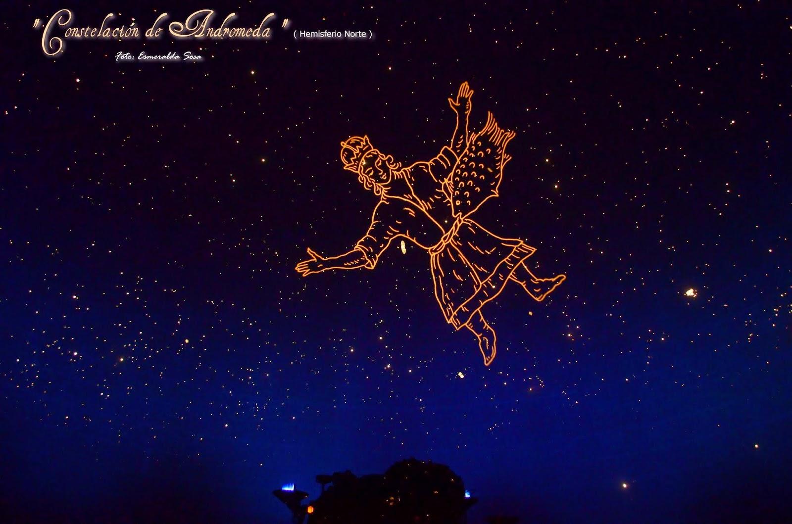 Andromina Significado esplaobs: importantes constelaciones del hemisferio norte y