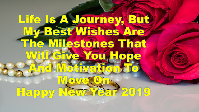 Top 10 Happy New Year 2019 Wishes Photo