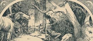 Karl May Balkáni szurdokokban jelenet
