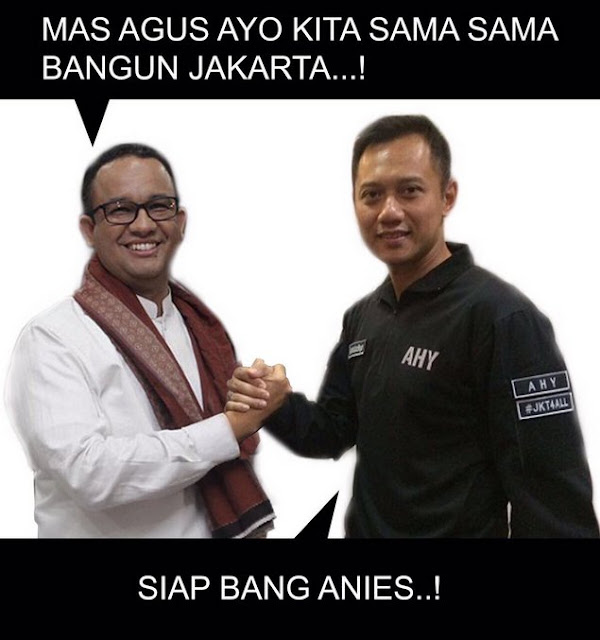 Juru Bicara Agus-Sylvi Ajak Pemilihnya Pilih Anies