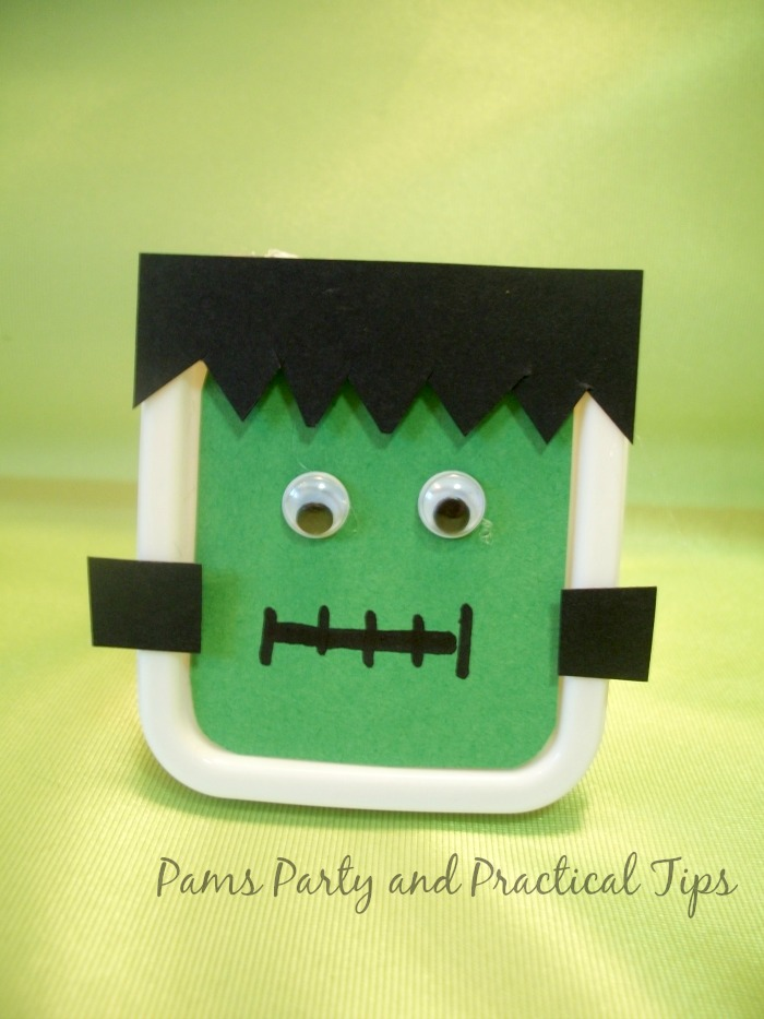 Frankenstein Candy Treat Box