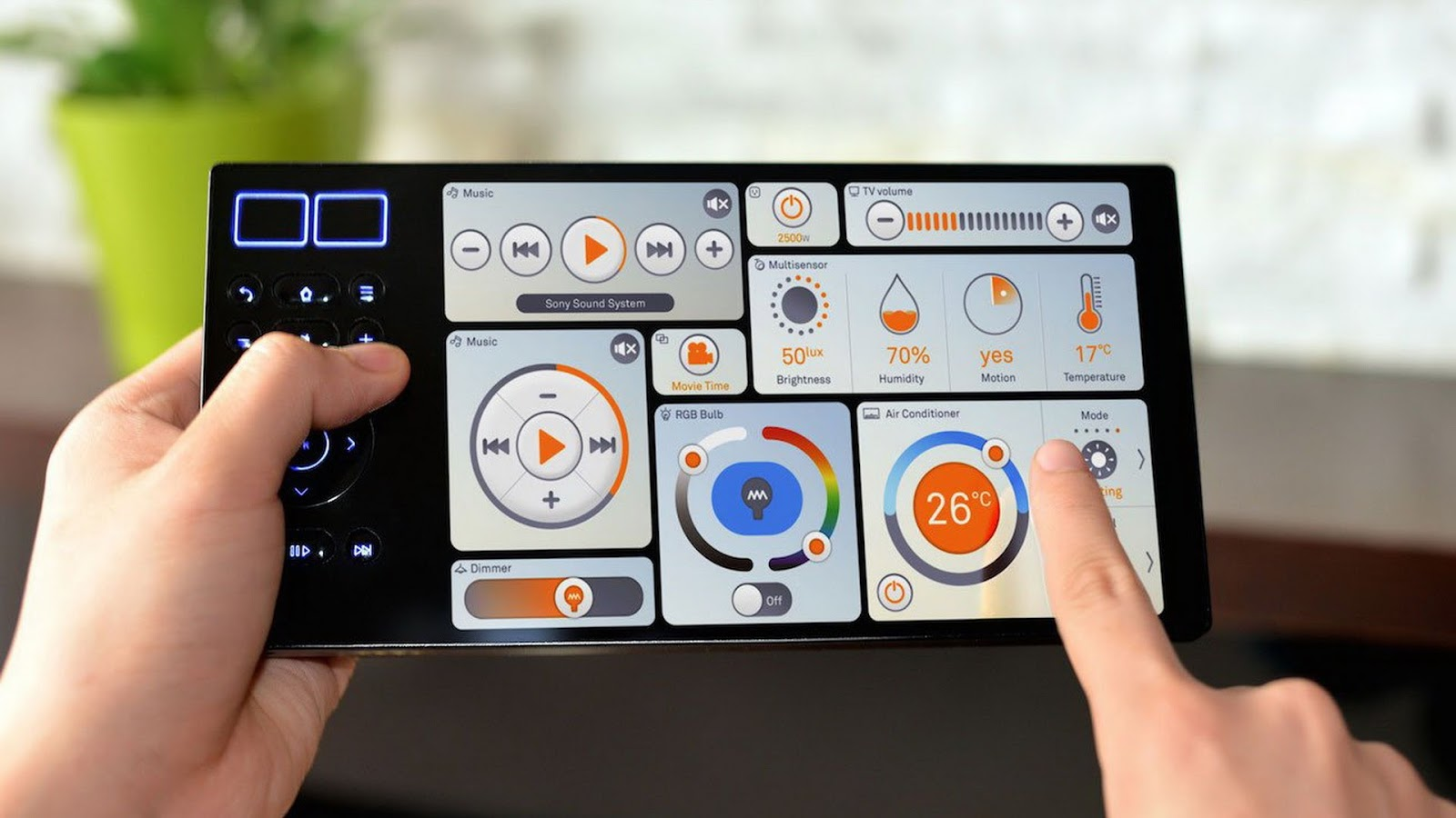 Smartphone Home Automation home automation systems: the journey from industry to home | crazy