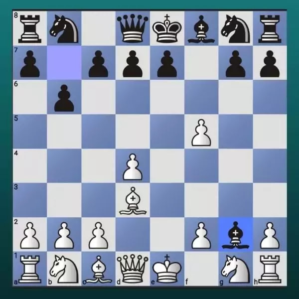 How To Win a Chess Game In 2 Moves, Fool's Mate