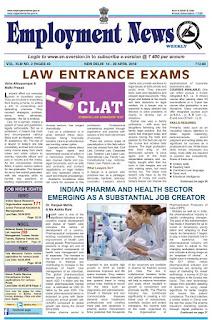 Employment Newspaper April 20 ,2018
