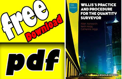 Download Willis's Practice and Procedure for the Quantity Surveyor, 13th Edition free PDF