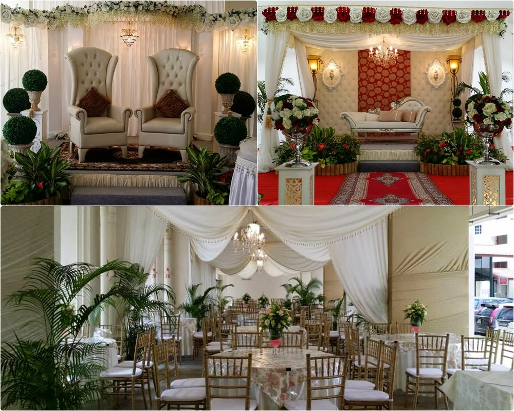 Affordable Malay Wedding Decor Vendors Everything Anything With A Pinch Of Zzanyy