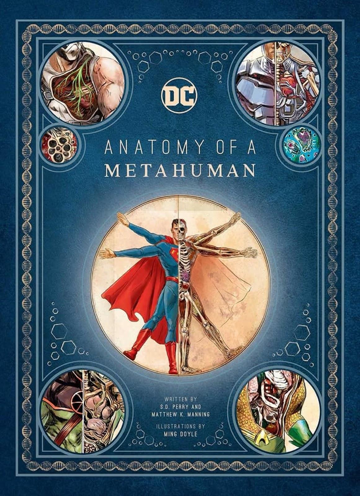 DC Cómics saca a la venta un nuevo libro titulado: \