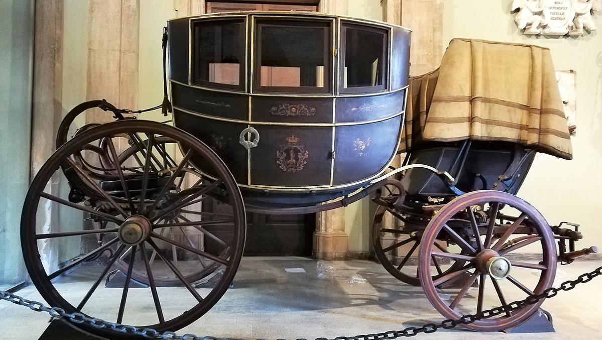 Storia della Carrozza del Senato di Catania