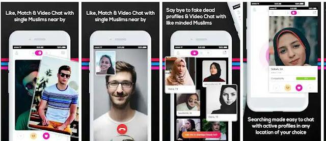 Aplikasi Pencari Jodoh Islami Terbaik