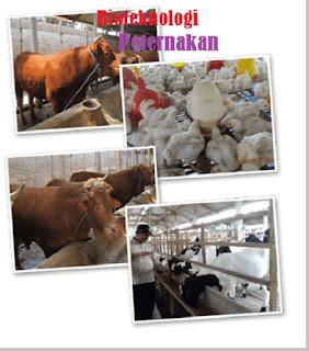 Contoh Hasil Bioteknologi di bidang peternakan