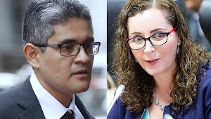 Fiscalía interroga a exparlamentarios por aportes a Fuerza Popular
