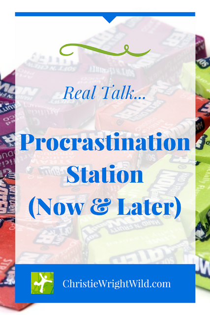 How to Avoid Procrastination || lost writing opportunities | long runs | writers who run | the importance of setting goals