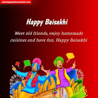 Happy baisakhi Quotes with image