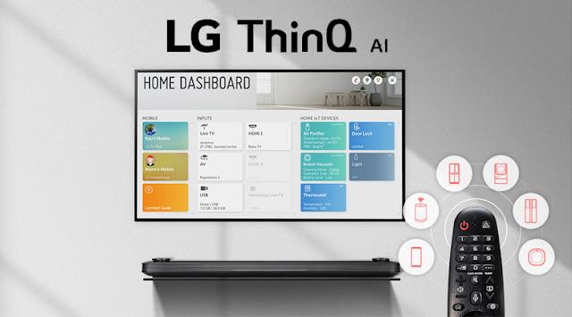 Smart Tivi LG 8K 75 inch 75SM9900PTA