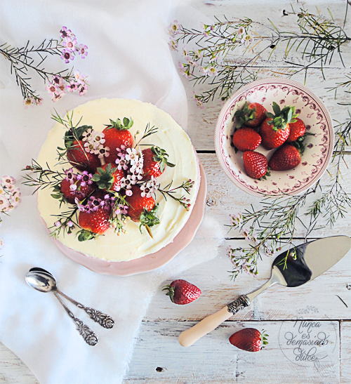 tarta-queso-cheesecake-fresas-strawberry-fresa-strwberries