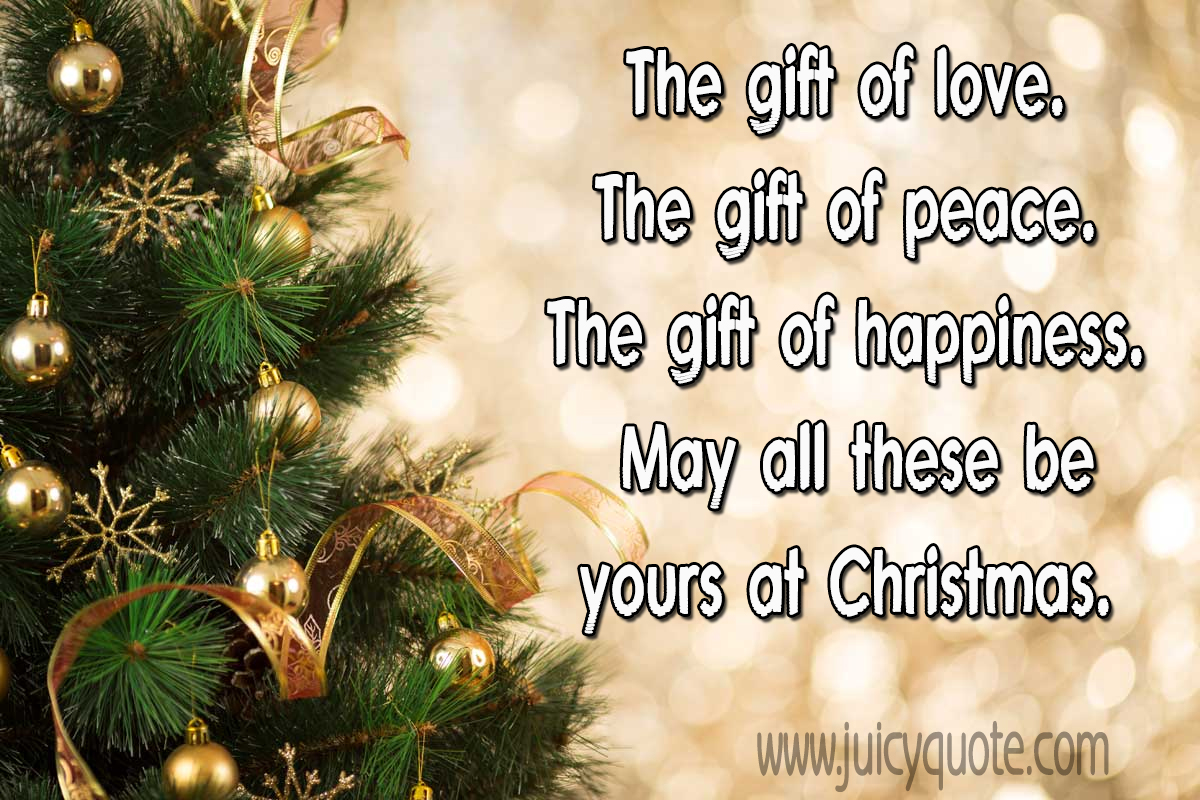 Top Christmas 2017 Wishes And Messages Juicy Quote
