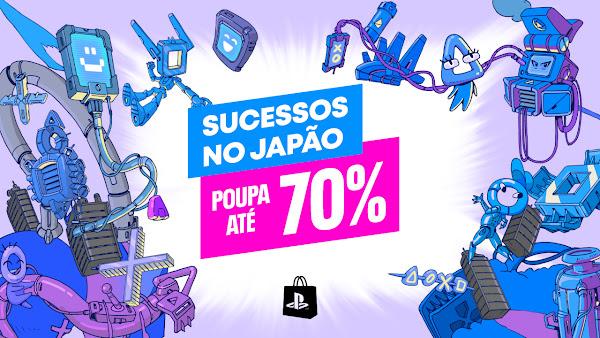 Arranca hoje na PlayStation®Store a campanha Sucessos no Japão