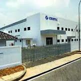LOKER Operator Produksi - PT Crestec Indonesia 2019