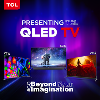 TCL launches Full-range of New 8K & 4K QLED TVs in India