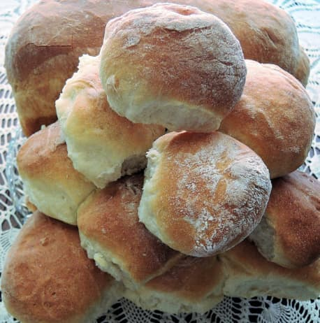 receita de pão de minuto rápida e prática
