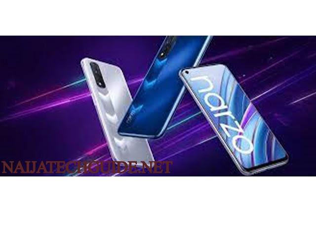 Realme Narzo 30 Price In Nigeria